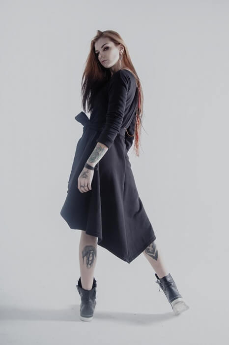 Платье SKADI